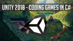 gfc unity2018 - [Udemy] Programming 2D Unity Games in C# for Unity 2018 and Beyond