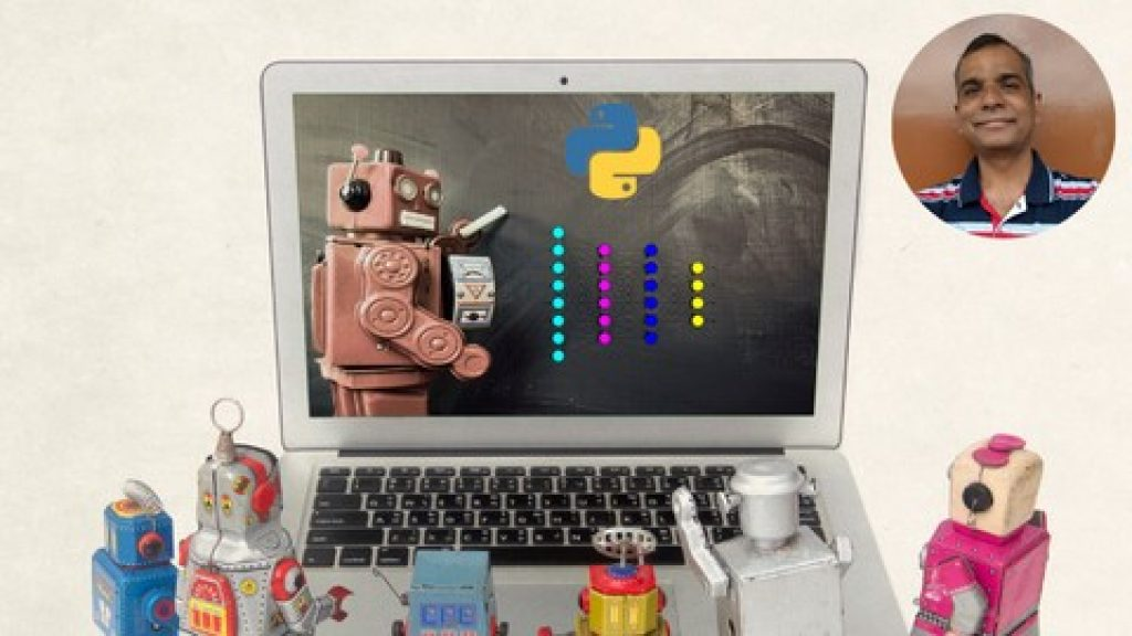 Udemy] Master Machine Learning , Deep Learning with Python
