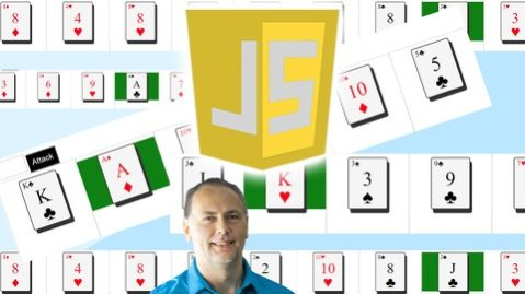 [Udemy] JavaScript Card War Game Project Course