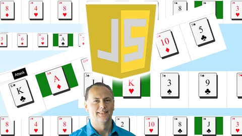 gfc js game - [Udemy] JavaScript Card War Game Project Course