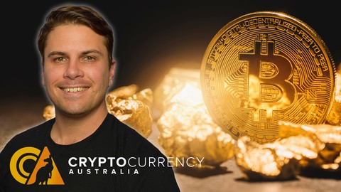 [Udemy] Cryptocurrency Investment Fundamentals | Buy, Sell & Store