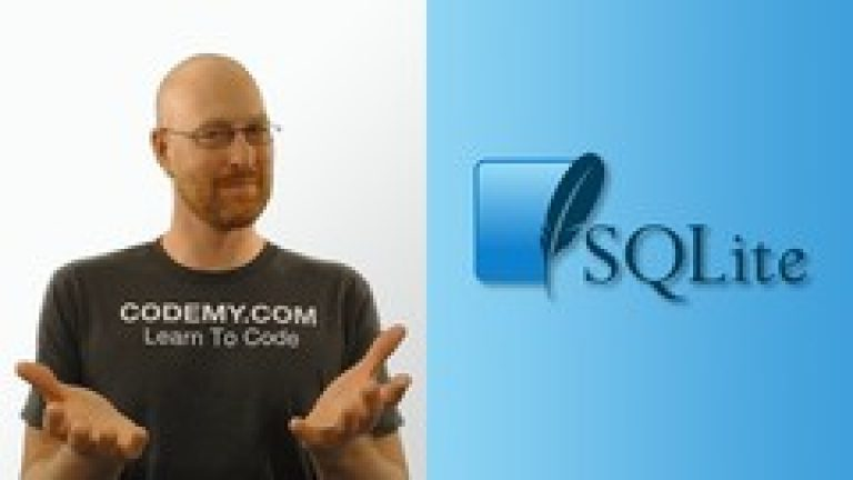 [Udemy] Intro To SQLite Databases for Python Programming