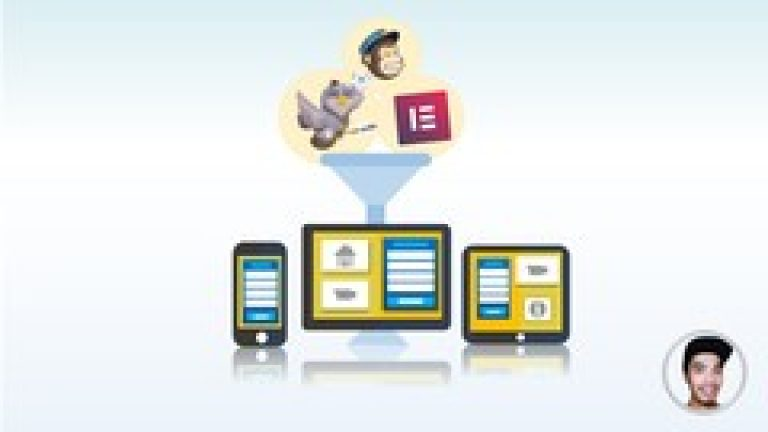 [Udemy] Lead Generation Masterclass: Create Web-pages with Elementor