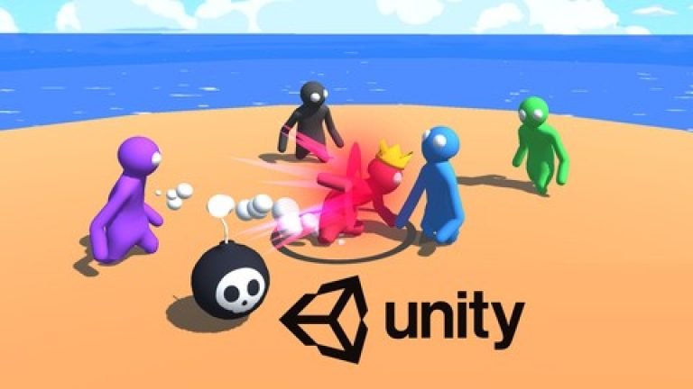[Udemy] Unity game development, make games in just 4 hours