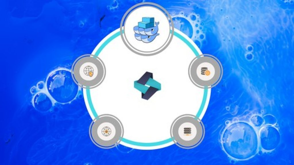 gfc Docker Swarm 1024x576 - [Udemy] Run Containers At Scale With Docker And Docker Swarm