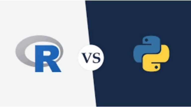 [Udemy] Python Vs R key differences in commands and syntaxes