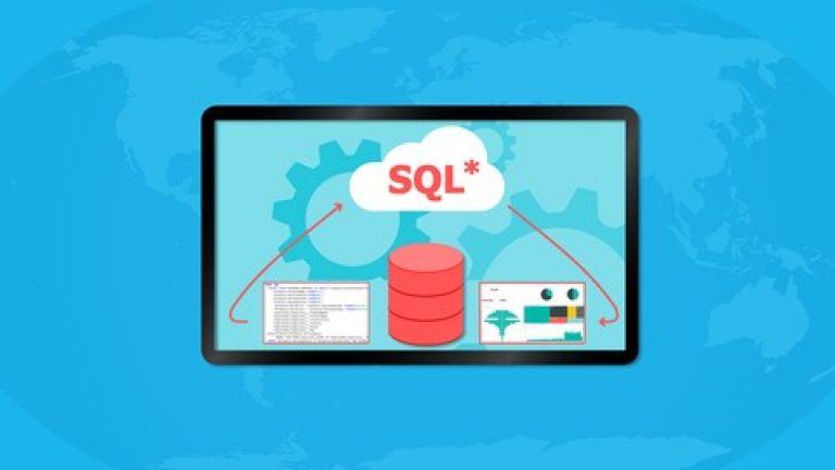 [Udemy] SQL: The Query Writing Bootcamp