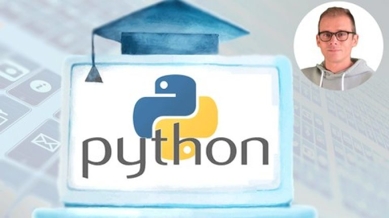 [Udemy] The Python 3 Programmer's Reference