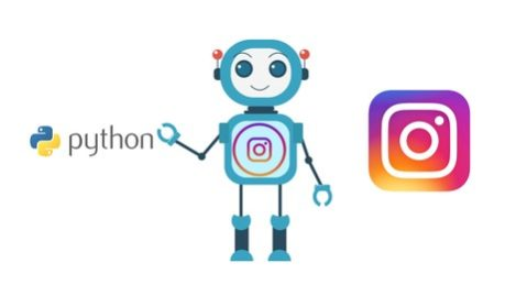 [Udemy] Instagram Automation: Build A Bot with Python