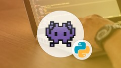 [Udemy] Python Game Development – Create a Tetris with PyGame