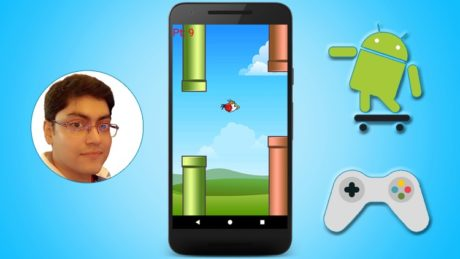 1962162 7e95 460x259 - Android Game Development - Create Your First Mobile Game